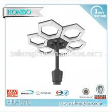 2014 nouvelle conception fleur led Garden Lights avec CE UL 5 ans de garantie