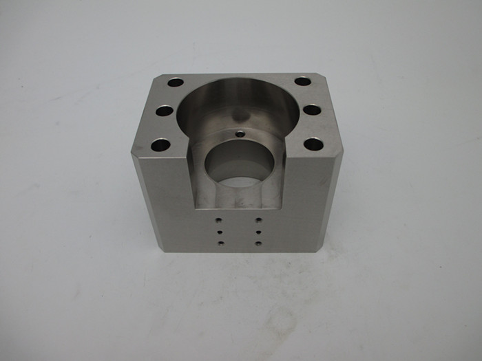 Precision Cnc Steel Machine Parts