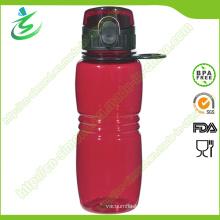 600 Ml BPA-Free Tritan Water Bottle with Locked Cap