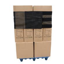 Paletes reutilizáveis substituem o filme estirável de paletes