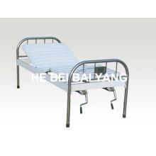 A-135 Doppel-Funktions-Handbuch Krankenhaus Bett