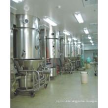 Fluidized Drying Granulator for Juice of Granulate