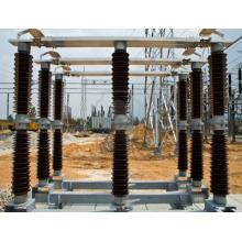 Interrupteur de déconnexion de couche latérale extérieure de 145kV Interrupteur de sectionneur Isolateur de sous-station