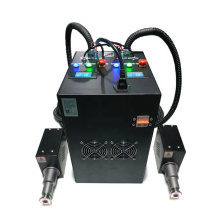 Direct injection type atmospheric multiple channel plasma treatment equipment plasma cleaning machine