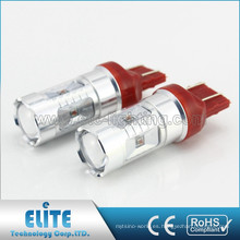 30W 1157/3157/7443 / baz15d flash estroboscópico llevó las bombillas de luz de freno