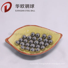Factory Supply High Precision AISI440c HRC57-60 5mm Magnetic Balls Mirror Stainless Steel Ball Used for Valves