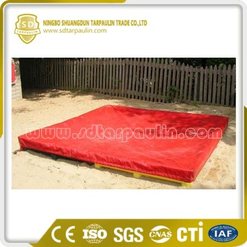 Waterproof PVC Sandpit Cover Tarp