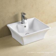 Bassin de lavage carré de haute qualité 8006