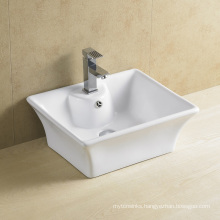 Square High Quality Washhand Basin 8006