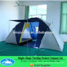 Big family outdoor camping tent for 4 man