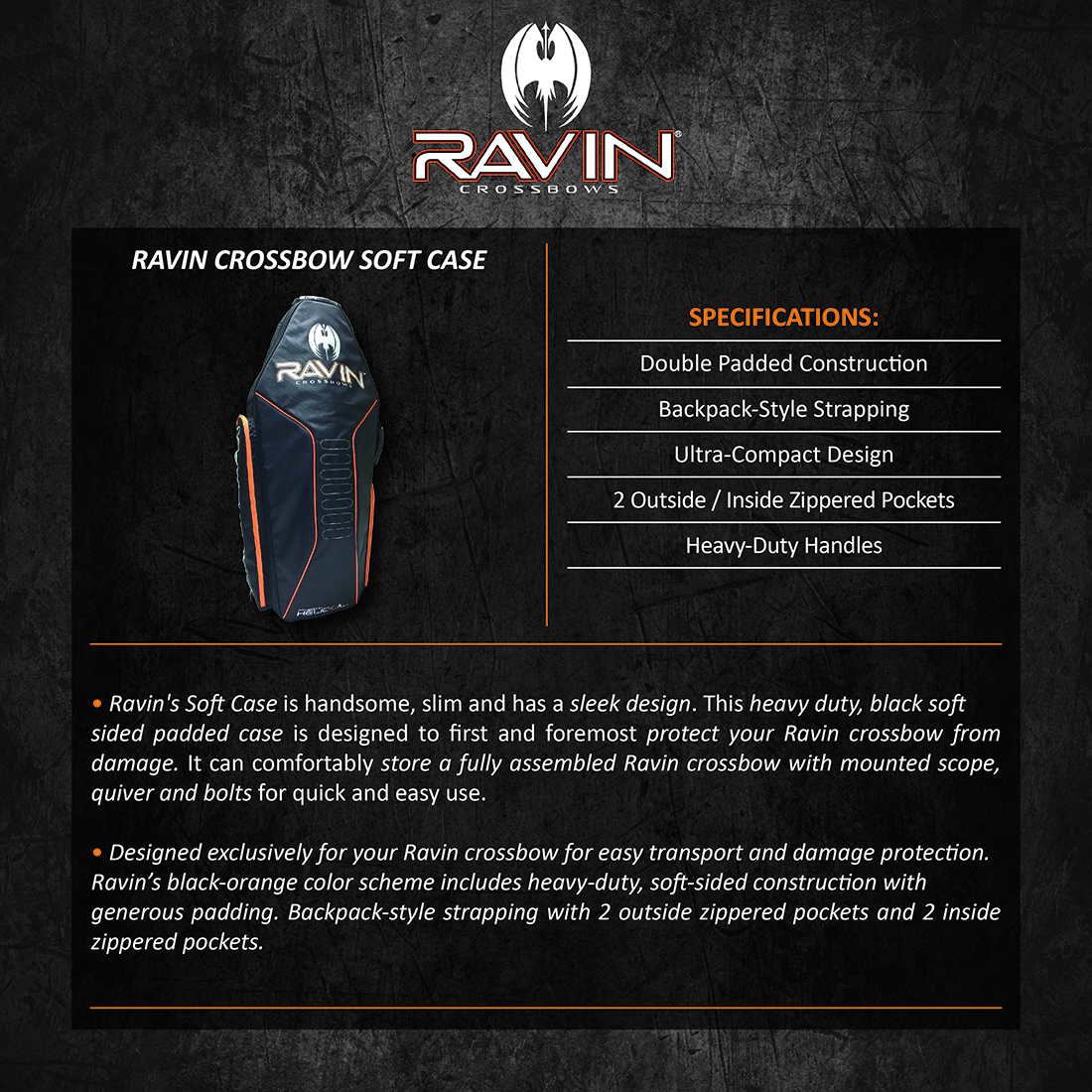 Ravin_Crossbow_Soft_Case_Product_Description