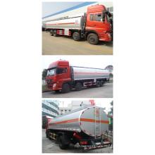 8X4 20 Ton Oil Fuel Tanker Truck