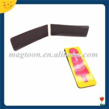 Marcador magnético de clip plegable respetuoso del medio ambiente