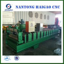 galvanized iron sheet machine / metal roof tiles