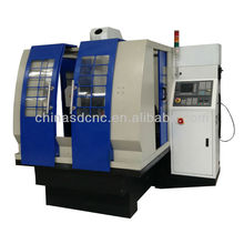 Factory price mold making cnc metal engraving machine,top quality aluminum mould cnc router,small cnc milling machine