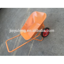 two wheel mini dumper wheel barrow with