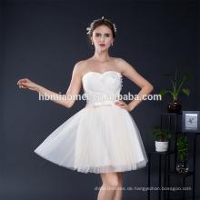 Großhandelspreis Brautjungfern passende Kleidung gelbe Farbe Off-Schulter elegante Kleider für Frauen Abendkleid