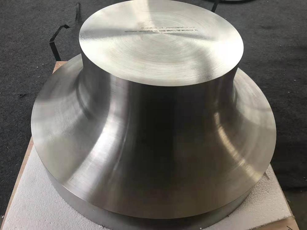 GR5 Titanium Forged Flat Rod