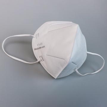 Máscara KN95 de bandana de cinco camadas de partículas antivírus