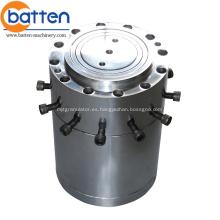 Cabezal de matriz de alto rendimiento Polietileno rotatorio biodegradable