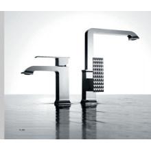 Grifos de agua del lavabo de la sola palanca (DH15)