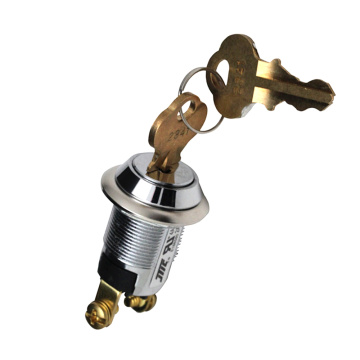 Switchover Electric Key Lock Switches