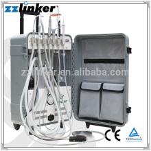 Динамический DU852 портативный Зубоврачебный блок оборудования