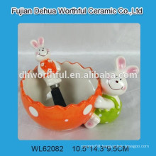 Wholesale ceramic buttrt knife for Easter day