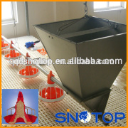 High quality ground chicken indian poultry farm equipment