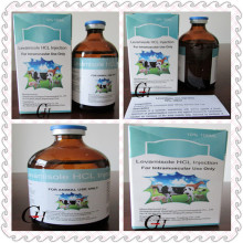 Antiparasitic Levamisole HCl Injection