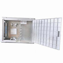 Wall Mounted FTTH Information Box for Indoor, Drop Cable