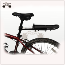 Aluminum mountain bike rear rack equipped with quick release bicycle rear rack