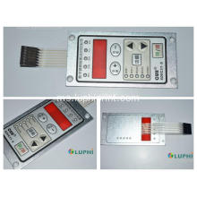 OEM Stainless Aluminum Plate Membrane Switch