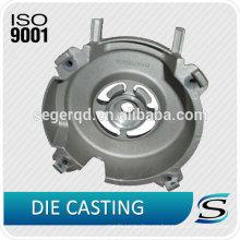 Parte personalizada de fundición a presión de zinc