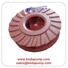 Wear Resistant A05 Slurry Pump Parts Impeller