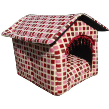 Plush Designs Soft Indoor Dog House