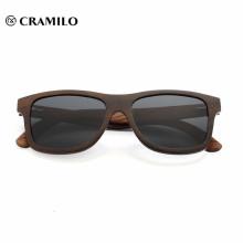 óculos de sol de madeira baratos handmade de alta qualidade dos óculos de sol