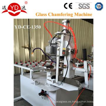 para Glass Corners Glass Chamfering Machine