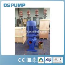 Pompe à eau centrifuge submersible industrielle petite verticale d'eaux d'égout domestiques d'eaux d'égout
