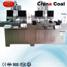 2 Farbe Zylinder Siebdruckmaschine für Kleidung Label