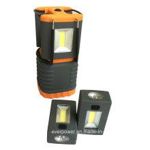 Lanterna de acampamento do diodo emissor de luz multifacetada COB (CL-1023)