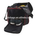 Sacola de alta qualidade da bola com o único saco do futebol do compartimento da sapata