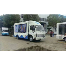 Forland 4x2 Led Display Advertising Mobile Truck