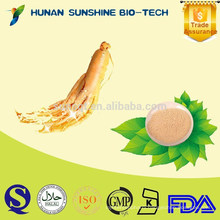 Pesticide Free Hair Loss Treatment Ginsing Extract Powder