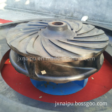 Made in China Rubber Centrifugal Concrete Pump Spare Parts