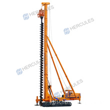 All Hydraulic Crawler Auger Piling Rig