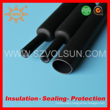 Polyolefin Double Wall Cable Sleeve with Glue Inside