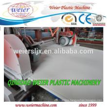 PVC Foam board Production Line/board /sheet extruder
