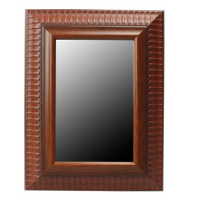 "Brown PS Mirror Frame 12""X48"""