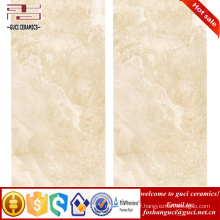 China building materials 1200x600mm Big size glazed porcelain super thin tile